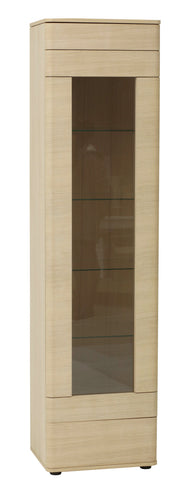 Lincoln Display Storage with Glass Doors