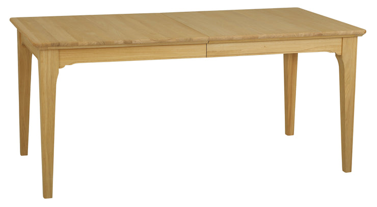 New York Oaked Table – Extending