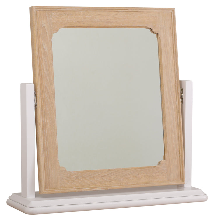 New York Painted Dressing Table Mirror