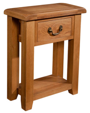 Spey 1 Drawer Console Table