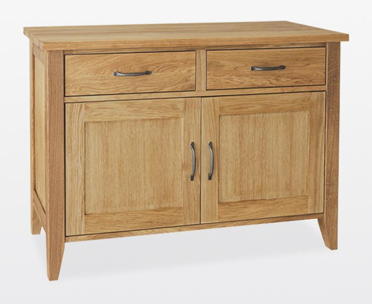 Wichita Sideboard – 2 Drawers/2 Doors