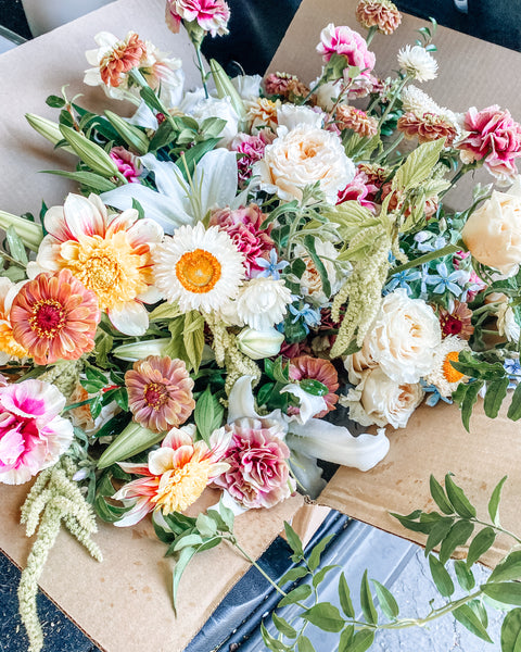 Fresh Floral Subscription - Medium (Napa only)