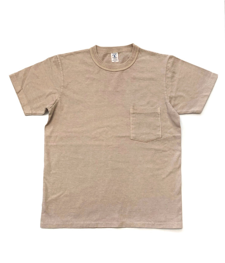 Velva Sheen Pigment Dyed Pocket Tees