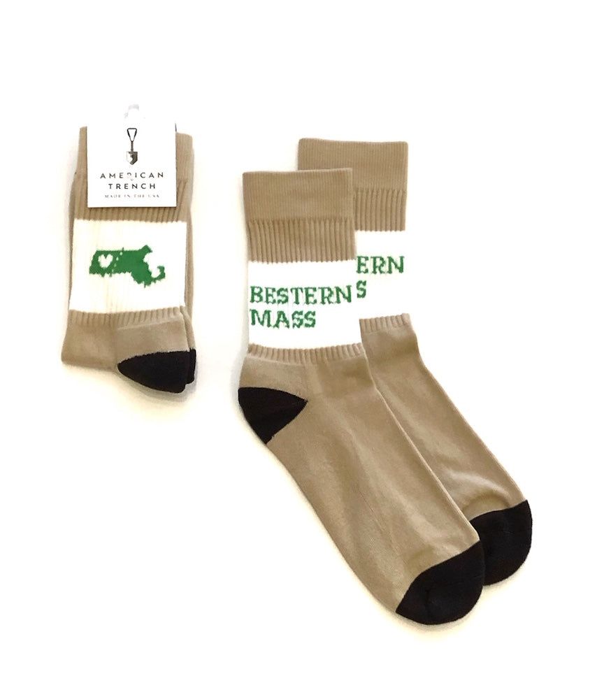 Bestern Massachusetts™ x American Trench Socks