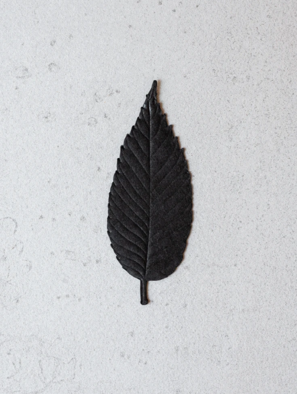HA KO Paper Leaf Incense - Black