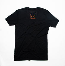 Load image into Gallery viewer, Thorpe Black Tee