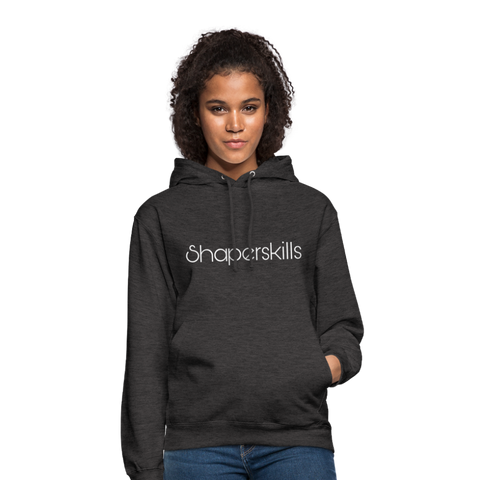 shaperskills ®  basic hoody | dance - Anthrazit