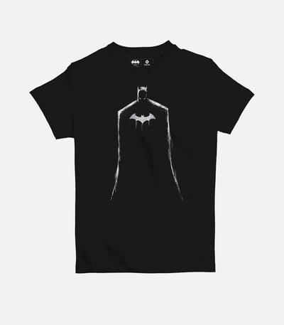 Batman Cape | Kid's Basic Cut T-shirt - Jobedu Jordan