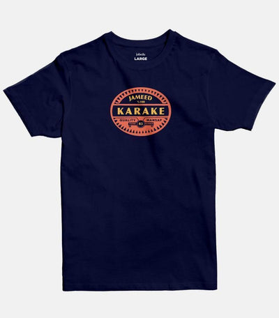 Jameed Karake | Men's Basic Cut T-shirt - Jobedu Jordan