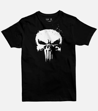 Punisher Logo | Men's Basic Cut T-shirt - Jobedu Jordan
