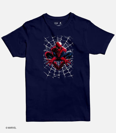Spider Web | Men's Basic Cut T-shirt - Jobedu Jordan