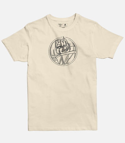 Optimus Prime | Men's Basic Cut T-shirt - Jobedu Jordan