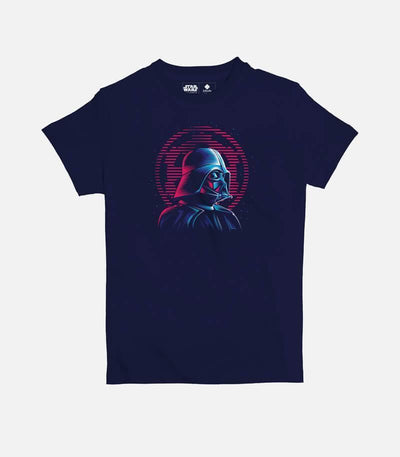 Darth Vader - Neon | Kid's Basic Cut T-shirt - Jobedu Jordan