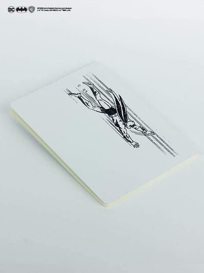 Batman Falling Sketchbooks & Notebooks - Jobedu