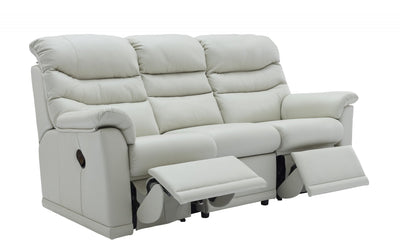 G Plan Malvern Manual Recliner 3 Seater Sofa (3 cushion)