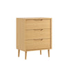 Turin 3 Drawer Midi Chest