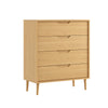 Turin 4 Drawer Chest