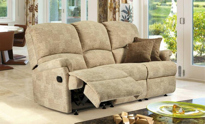 Nevada 3-Seater Settee - Electric Recliner