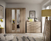 Modena Single Dressing Table