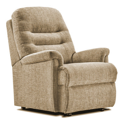 Keswick Small Riser Chair in Canillo Oatmeal - FAST TRACK