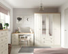 Vittoria Single Dressing Table