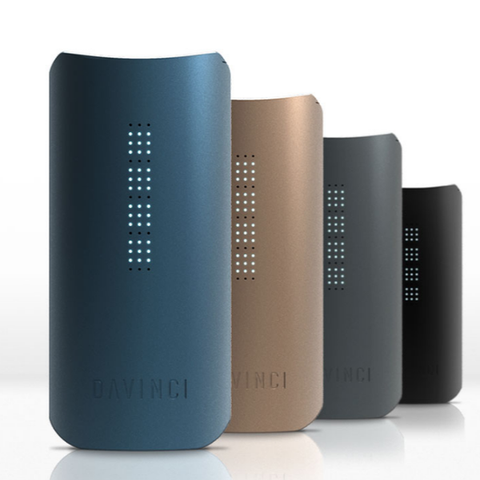 Picture of DaVinci IQ Vaporizer