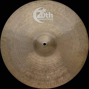 "Bosphorus 20th Anniversary 17"" Crash - Cymbal House"