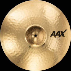 "Sabian AAX 18"" Thin Crash Brilliant Finish - Cymbal House"