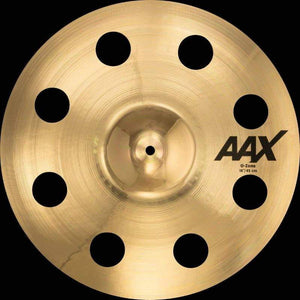"Sabian AAX 18"" O-Zone Crash Brilliant Finish - Cymbal House"