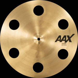 "Sabian AAX 16"" O-Zone Crash Natural Finish - Cymbal House"