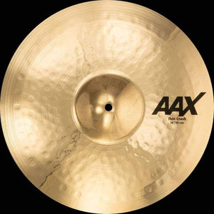"Sabian AAX 16"" Thin Crash Brilliant Finish - Cymbal House"