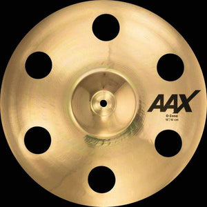 "Sabian AAX 16"" O-Zone Crash Brilliant Finish - Cymbal House"
