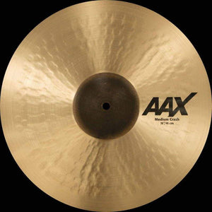"Sabian AAX 16"" Medium Crash Natural Finish - Cymbal House"