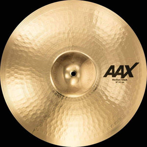 "Sabian AAX 18"" Medium Crash Brilliant Finish - Cymbal House"