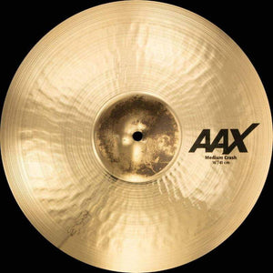 "Sabian AAX 16"" Medium Crash Brilliant Finish - Cymbal House"