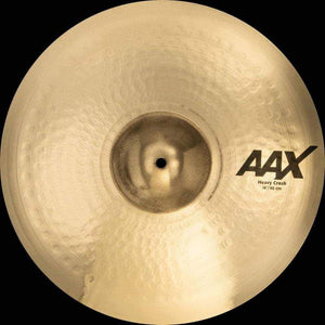 "Sabian AAX 18"" Heavy Crash Brilliant Finish - Cymbal House"