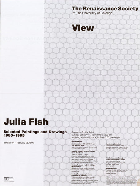 View—Selected Drawings and Paintings 1985–1995