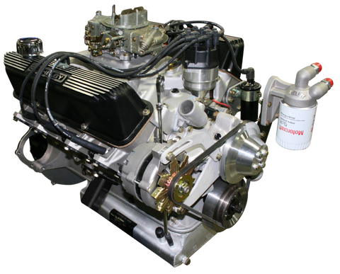 Complete 468CID FE Engine Built by Yates