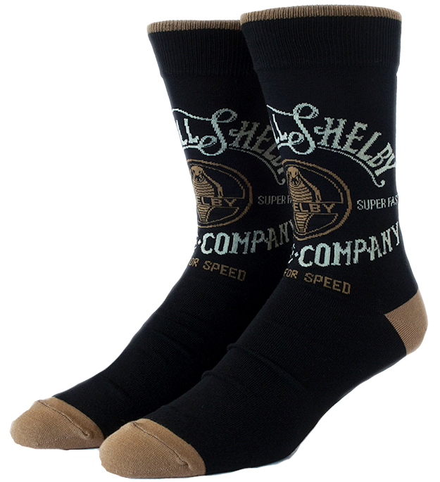 Shelby Engine Co Socks