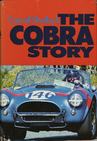 'The Cobra Story' by Carroll Shelby