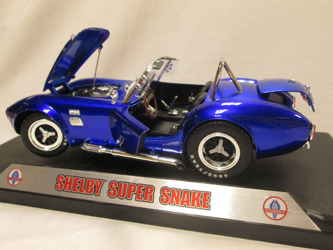 1:18 Shelby Cobra 427 Super Snake