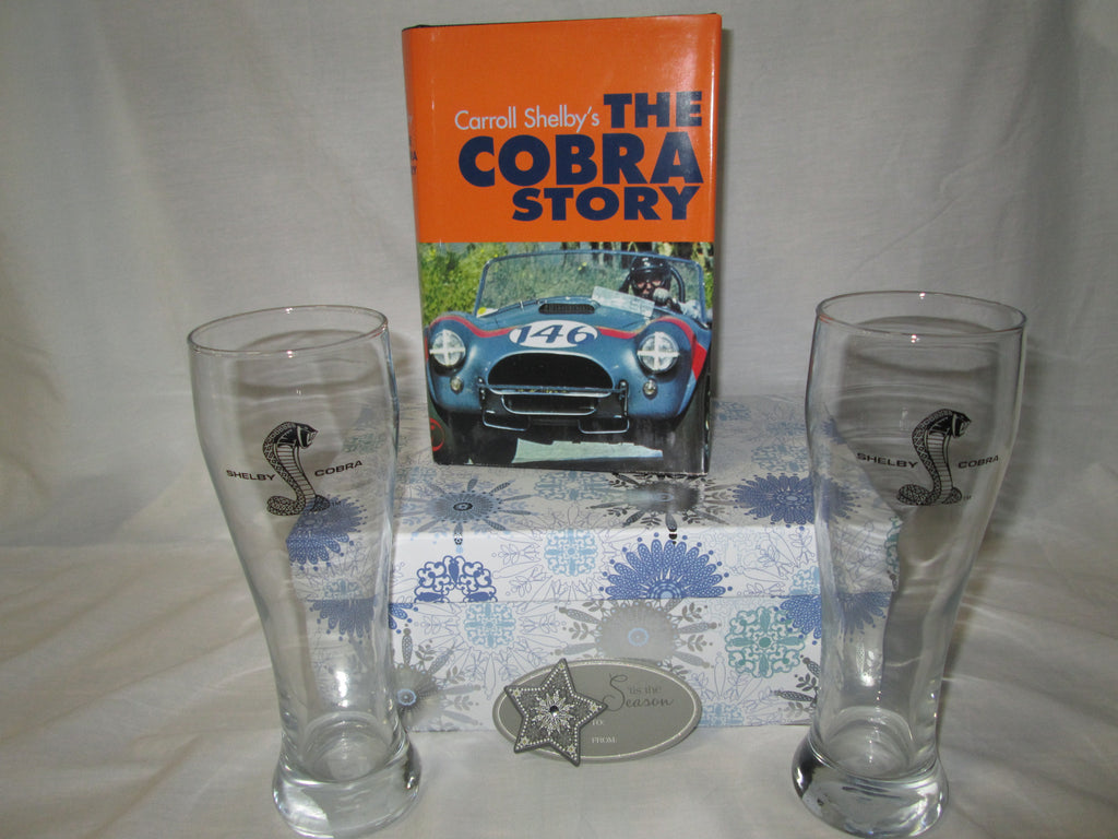 Shelby Cobra Pilsner Gift Set