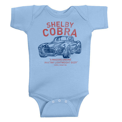 Shelby Massive Engine Onesie - Infant