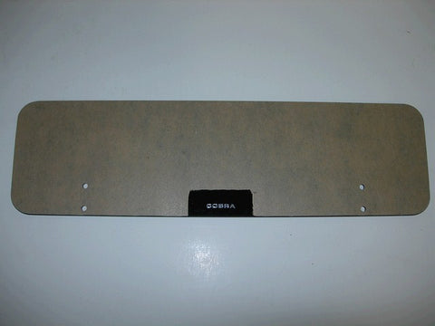 Cobra Replacement Sunvisor - Individual