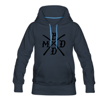 Load image into Gallery viewer, Women's Premium Hoodie Branding - navy