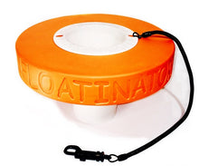 """Orange"" Floatinator - Floating Cup Holder"