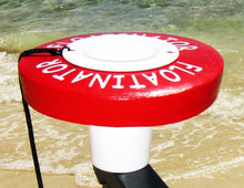 """Red Vinyl"" Floatinator - The Original Floatinator Floating Cup Holder"