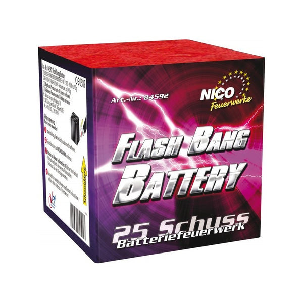 Flash Bang Battery