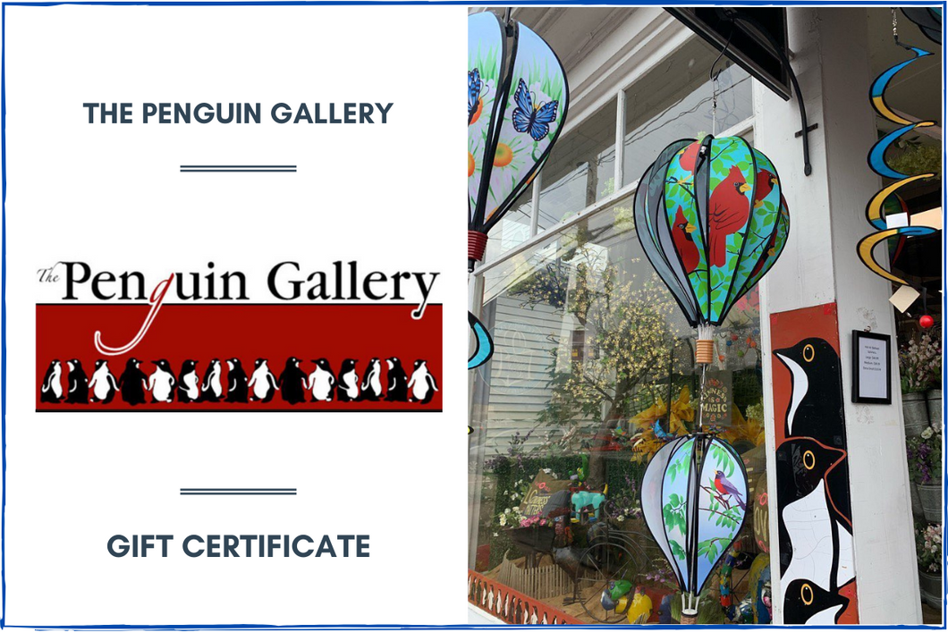 The Penguin Gallery