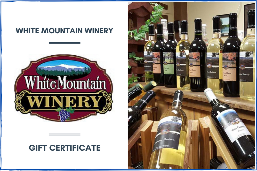 White Mountain Winery